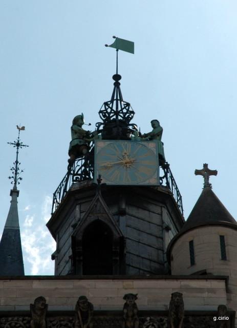 Jaquemard église Notre Dame