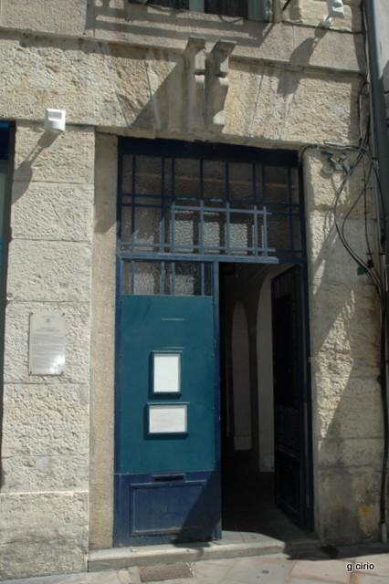 34 rue des Forges (entrez pour visiter)