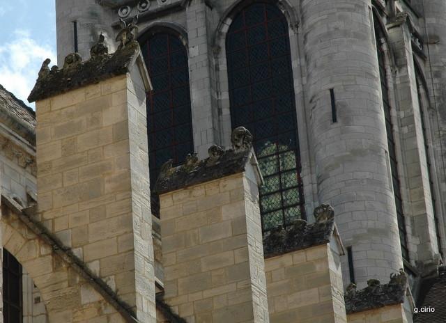 église Notre Dame détail