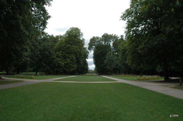 le parc de la Colombière