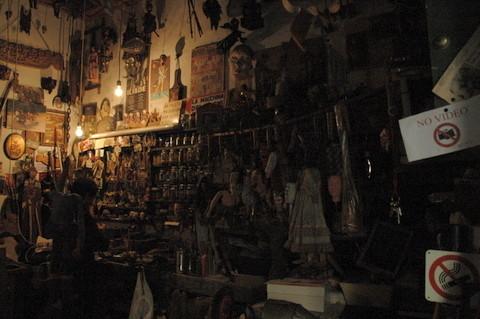 Atelier du théatre de marionnettes