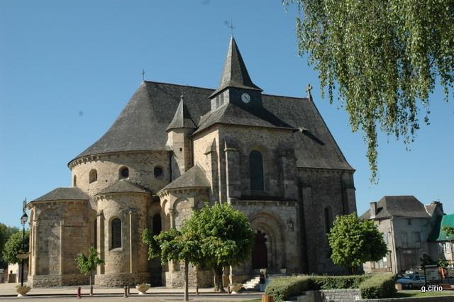 église de Vigeois XII S