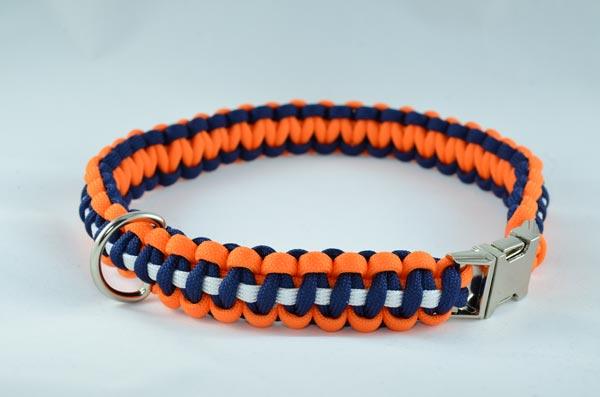 Halsband, Hundehalsband, Paracord, Paracord 550, Parachute Cord, Halsbänder, Hundehalsbänder