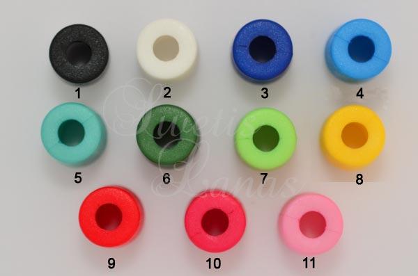 Farbauswahl, Verschluss