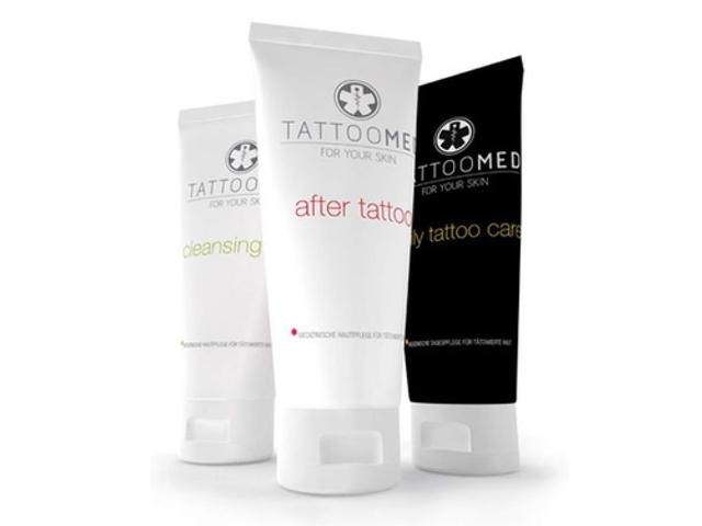 TattooMed All in Bundle Care