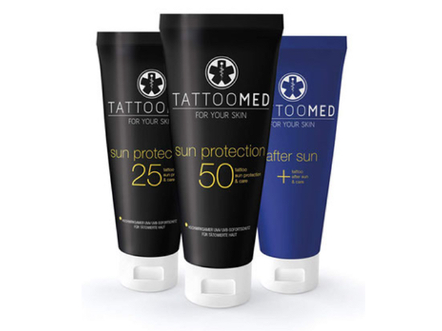 TattooMed All in Bundle SUN