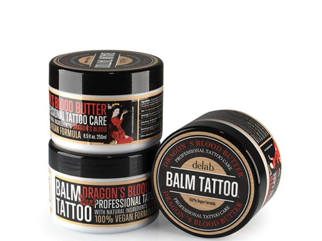 BALM TATTOO Dragon's Blood Butter mit Parfüm