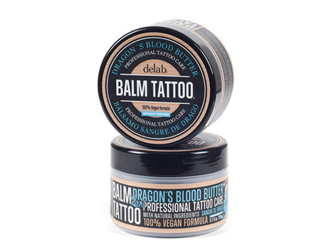 BALM TATTOO Dragon's Blood Butter ohne Parfüm
