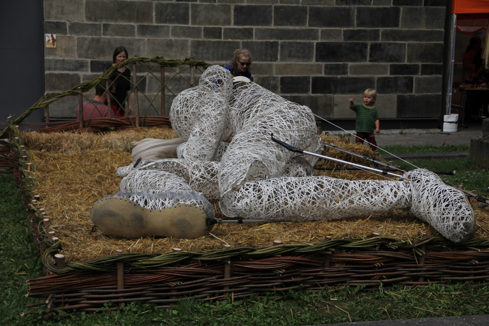Géant endormi ...   DUNDU  - Lichtenfels