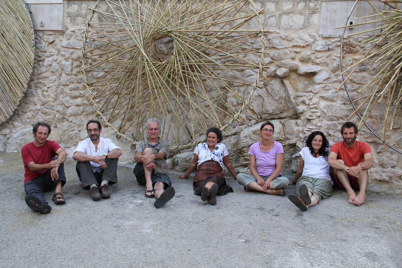 Bravo à Josep, Carles, Joan, Alexandra, Lore, Monica et Tim