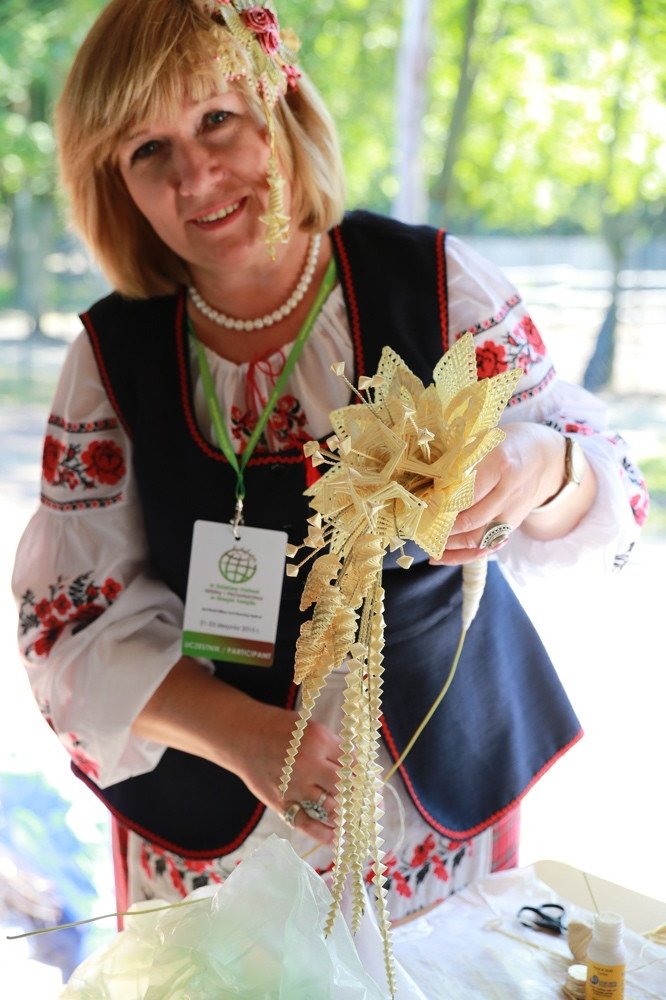 Paille Bielorussie