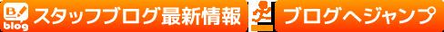 スタッフブログ最新情報(ブログへ移動)
