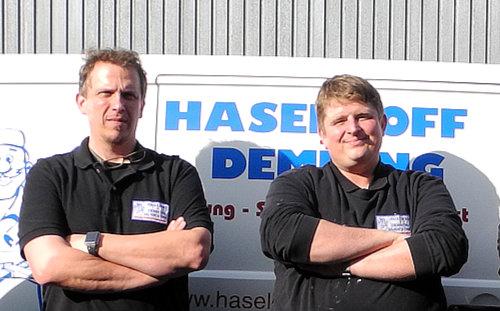 Markus Bongert, Michael Overbeck, Sven Haselhoff, Jens Hausfeld