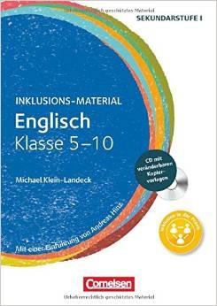Michael Klein-Landeck, Cornelsen Scriptor, 2014
