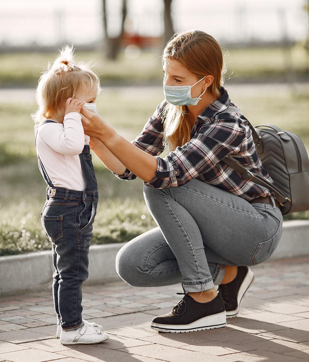 Taller telemático para familias: Cuidando a la infancia, ¡siempre y más en pandemia!