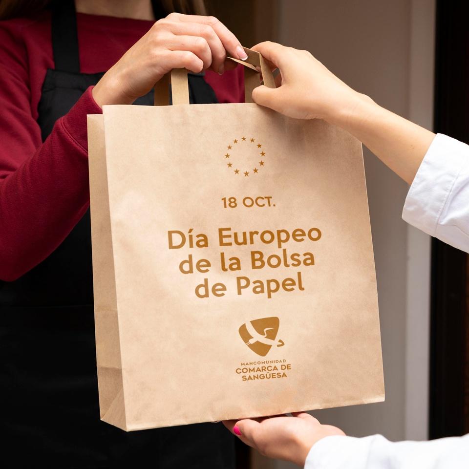 18 de octubre: Día Europeo de la Bolsa de Papel