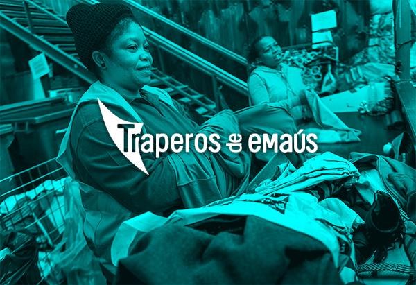 Traperos de Emaús renueva su web: ¡entra y solicita el servicio de voluminosos a domicilio!