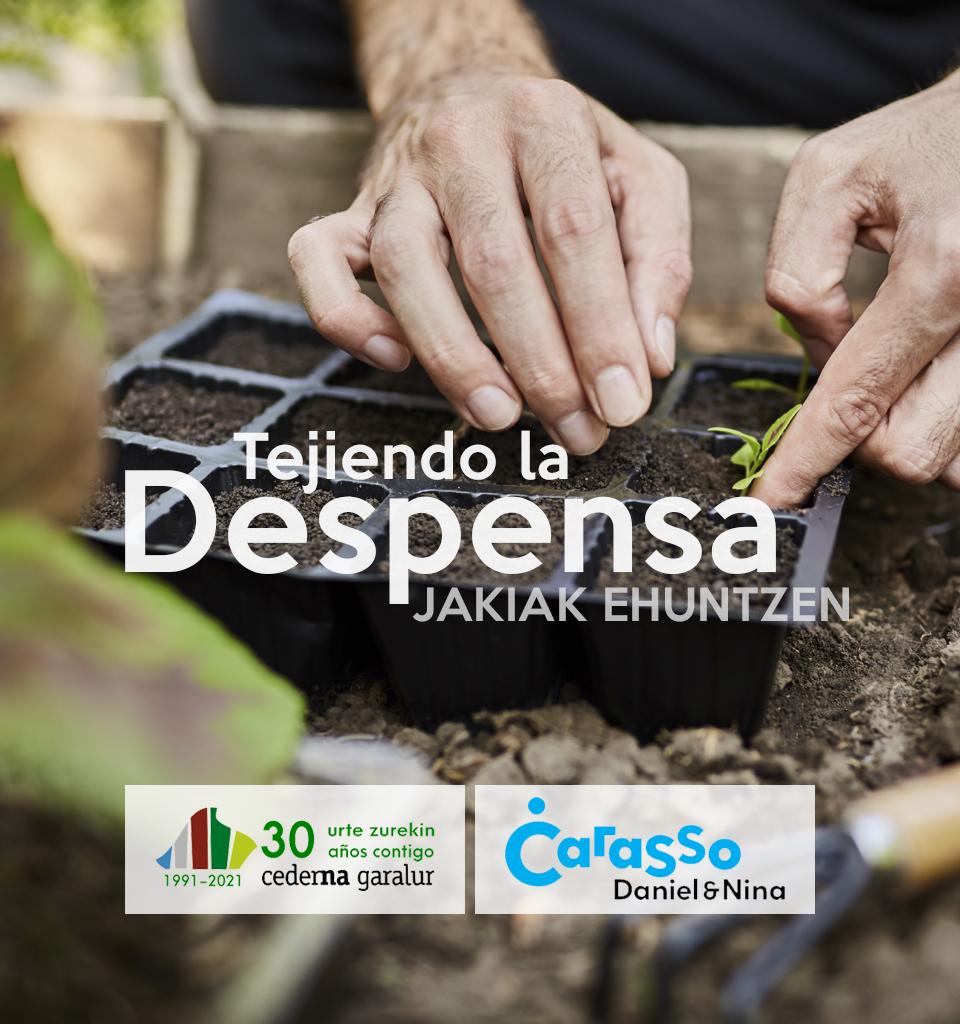 'Tejiendo la Despensa', un proyecto de apoyo al producto local de la Merindad de Sangüesa