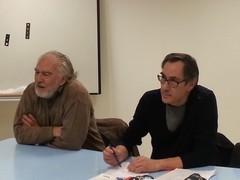 Henri Pascal d'ATTAC VAR et Patrick SAURIN