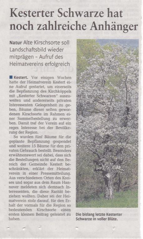Bericht aus der Rhein-Zeitung vom 10.09.2015