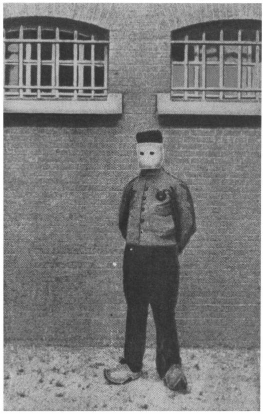 Gevangeniskleding man