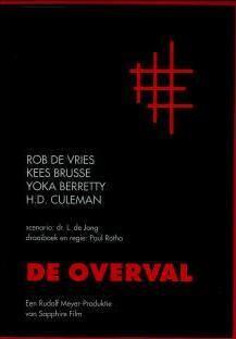 DvD De Overval