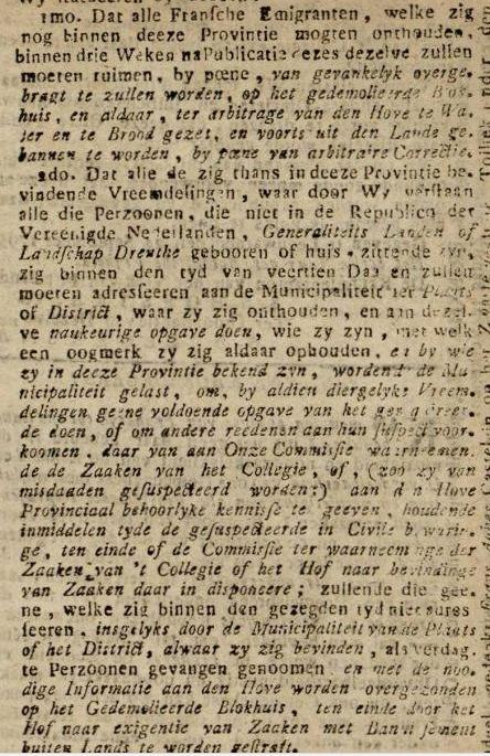 Leeuwarder courant 30-09-1795
