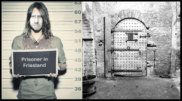 Prisoner in Friesland