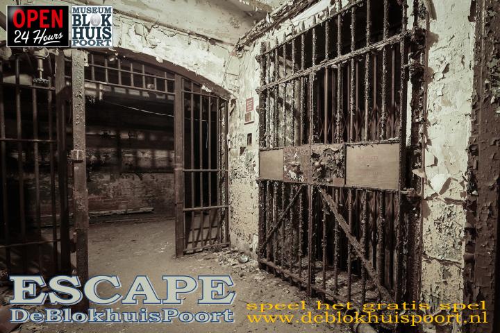 Escape DeBlokhuisPoort