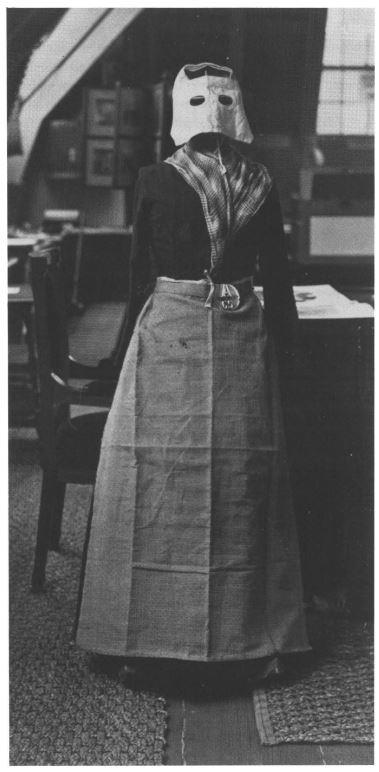 kleding gevangenis vrouw