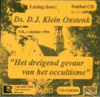 Dominee Klein Onstenk