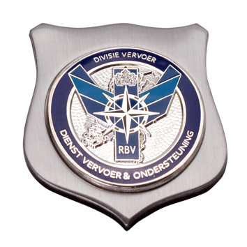 Badge DV&O