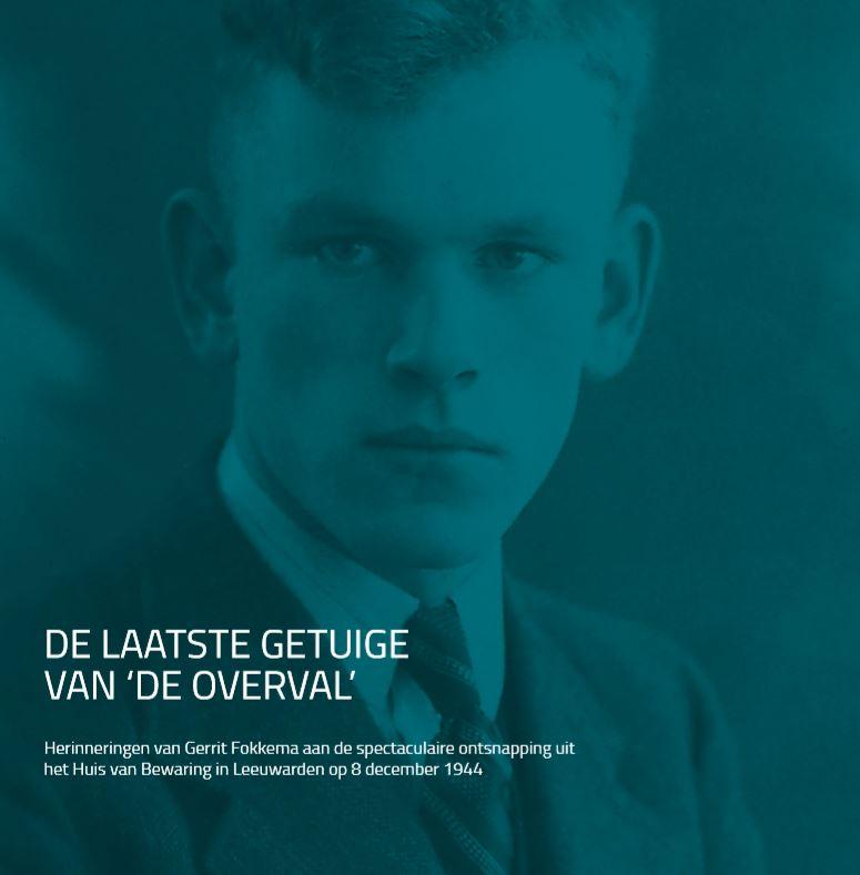 Boek Gerrit Fokkema
