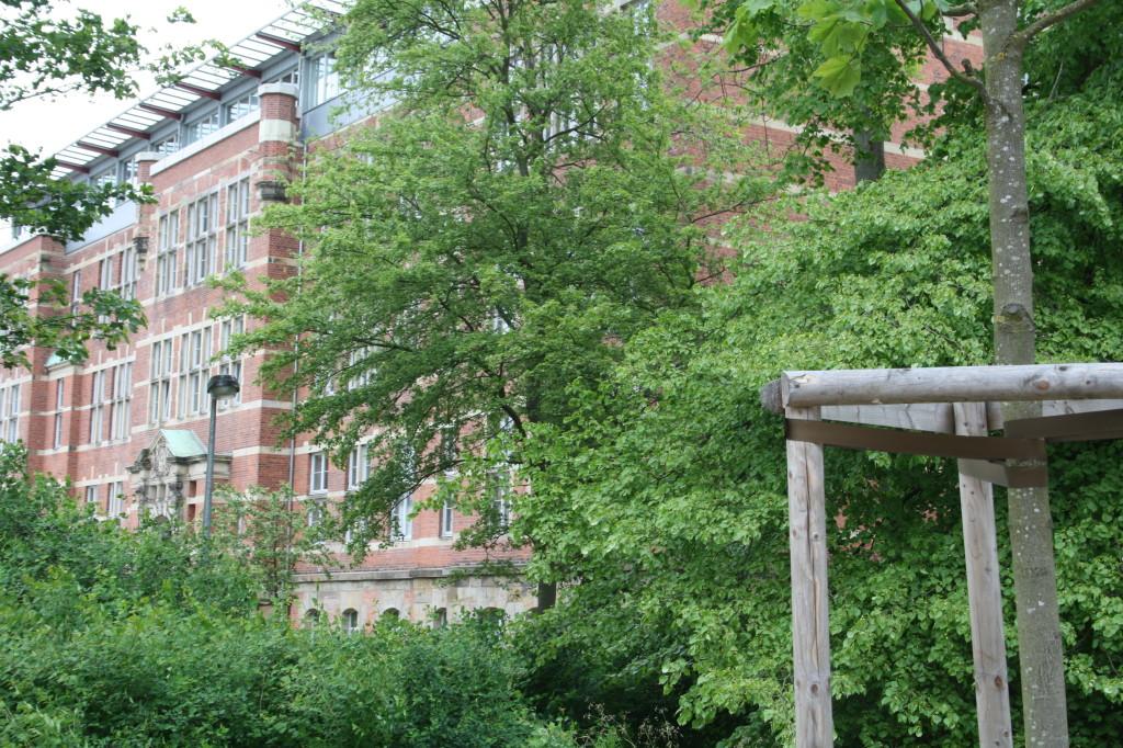Langemarckstrasse Neustadtswallanlagen Hochschule Bremen