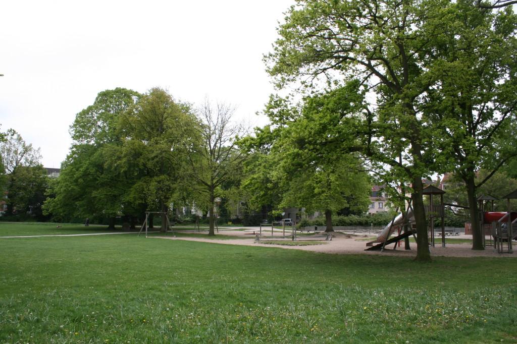 Centaurenpark mit Spielplatz