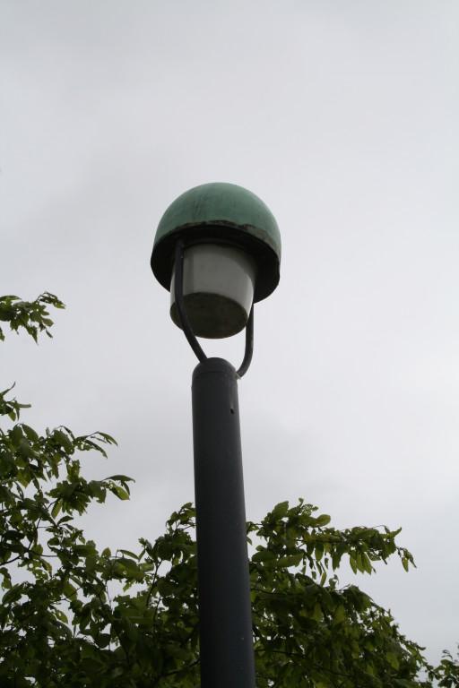 Am Werdersee - Beleuchtung