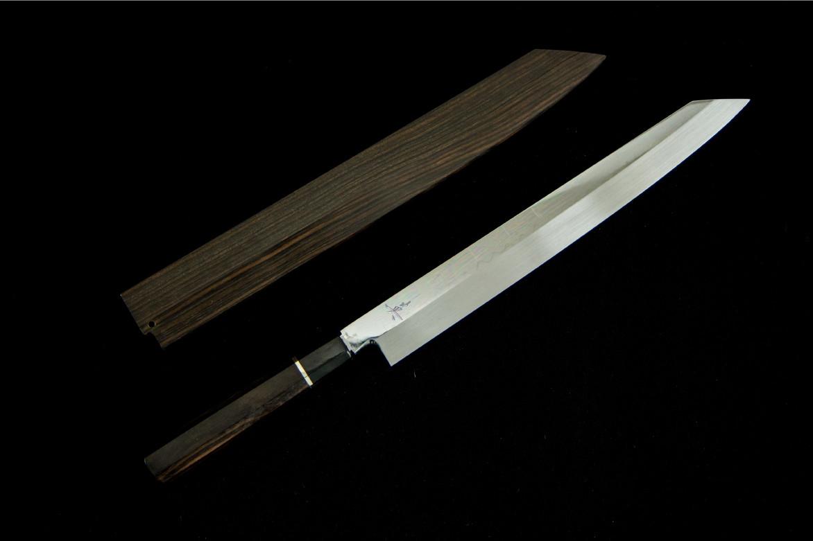 kiritsuke yanagi japanese handmade knife online store