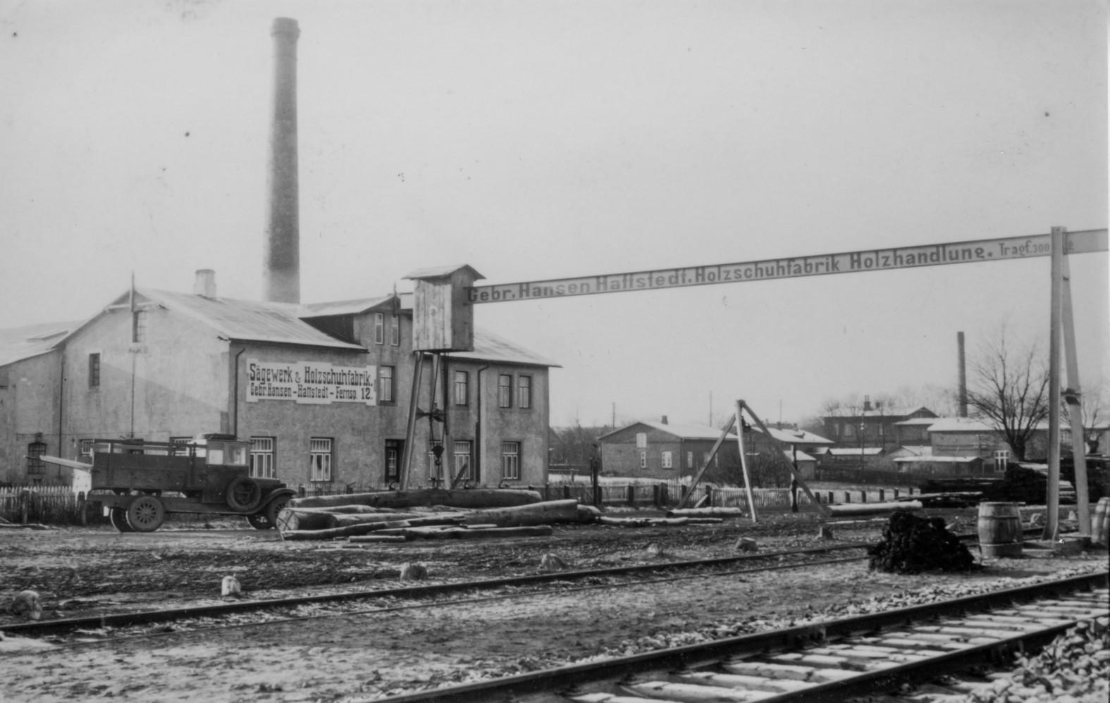 Holzschuhfabrik