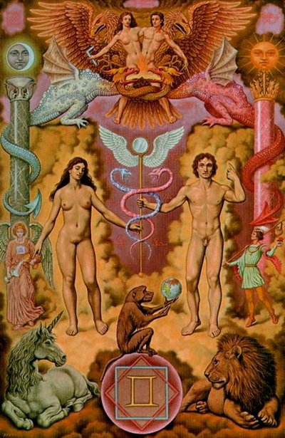 Johfra Bosschart, 1975: Geminis
