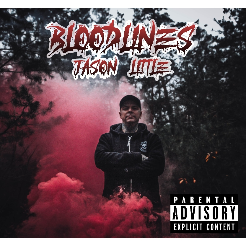 Jason Little - Bloodlines ///  feat. Instigator, Dariush Gee, Koda, Carbone, TKG Jonathan De Maio  /// Releasedate 24.12.20