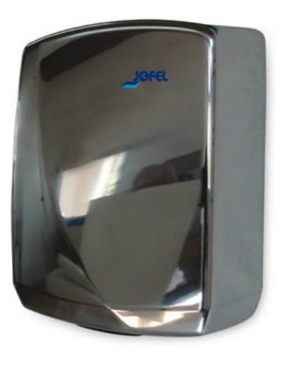 Secador óptico Futura Inox AA16126 Color: Inoxidable brillante Material: Acero/ABS Cubierta: Inoxidable brillante Dimensiones en milímetros: Alto: 310 Largo: 230 Ancho: 140 Contenido por caja: 1 pieza