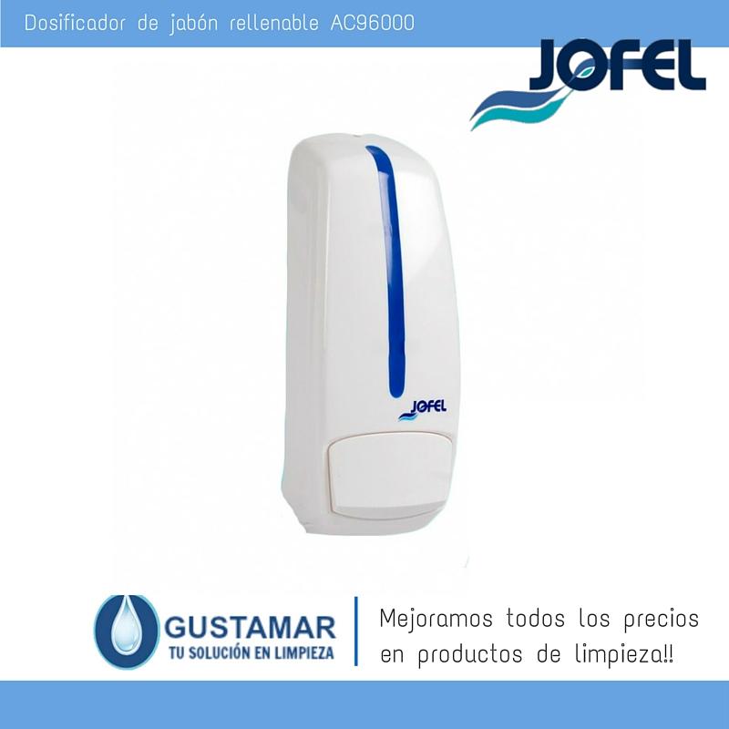 Jaboneras / Dosificadores Jofel AC96000