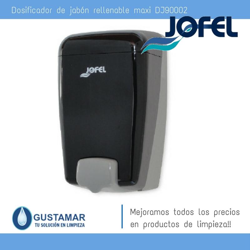 Jaboneras / Dosificadores Jofel DJ90002