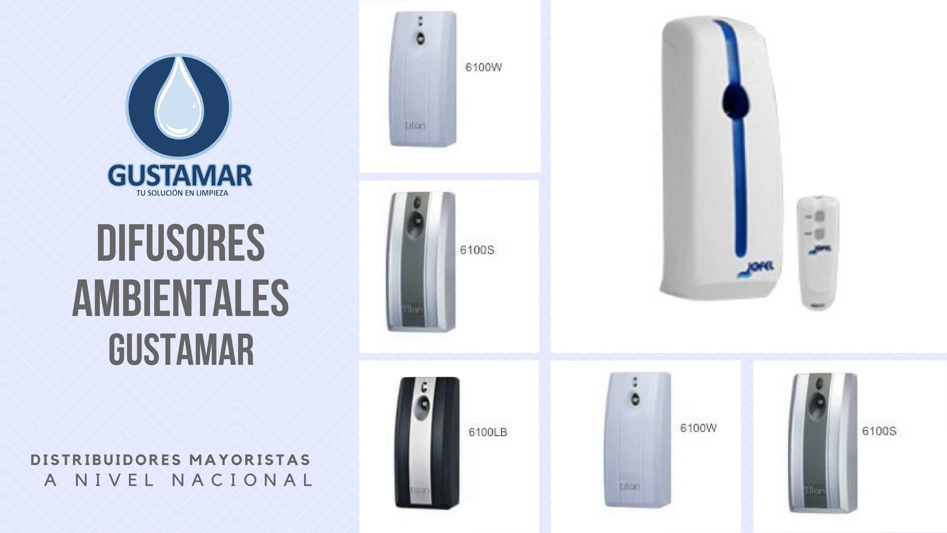 DOSIFICADORES DE AROMA VARIAS MARCAS
