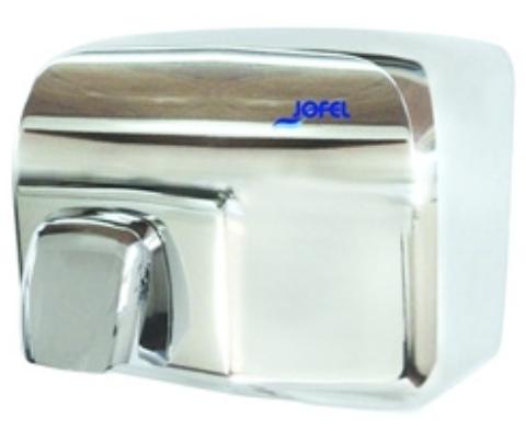 Secador óptico Silver AA92126 Color: Inoxidable brillante Material: Acero/ABS Cubierta: Inoxidable Dimensiones en milímetros: Alto: 210 Largo: 280 Ancho: 220 Contenido por caja: 1 pieza