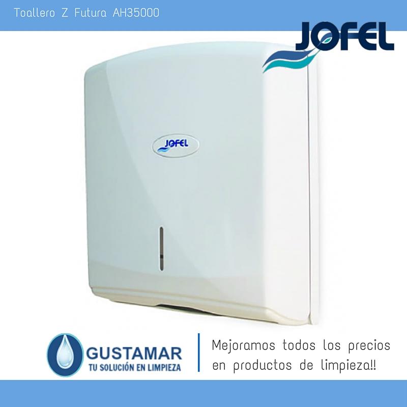 Despachador /Dispensador de Toalla Interdoblada Futura Jofel AH35000 Z-600