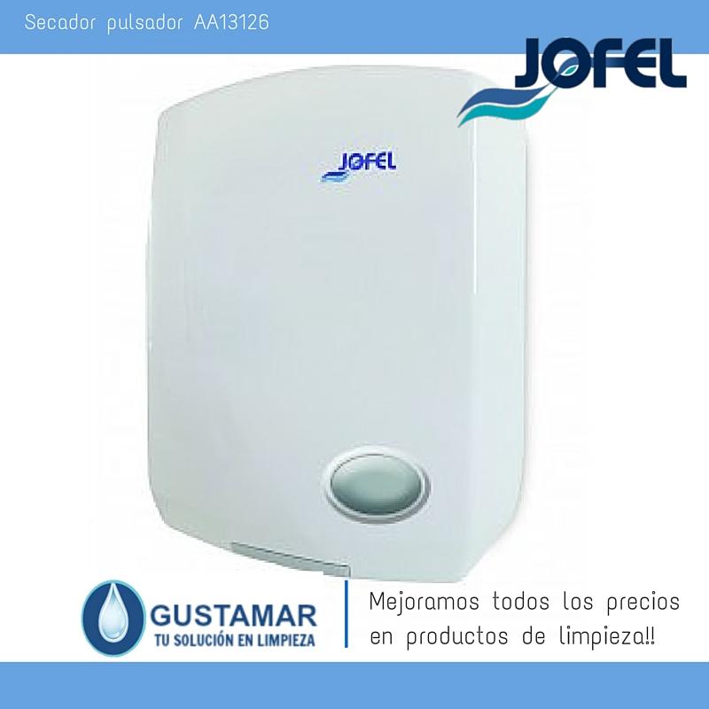 SECADORES DE MANOS JOFEL / SECAMANOS FUTURA PULSADOR AA13126 JOFEL