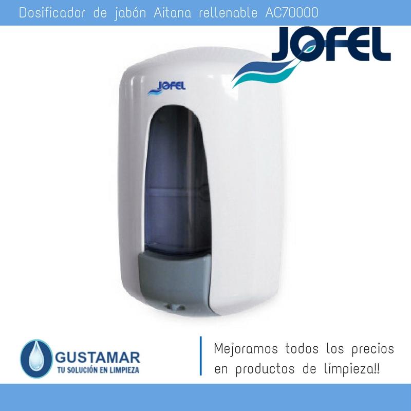 Jaboneras / Dosificadores Jofel AC70000