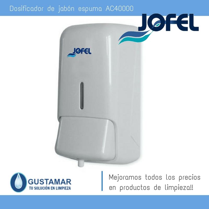 Jaboneras / Dosificadores Jofel AC40000