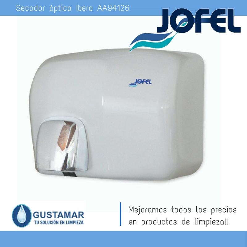 SECADORES DE MANOS JOFEL / SECAMANOS IBERO ÓPTICO AA94126 JOFEL